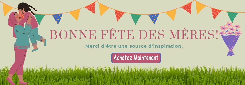 Cadeaux Fête des Mères France